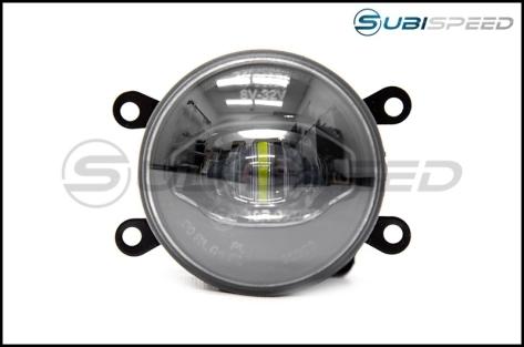OLM Solo Strike LED Fog / DRL Lights - 15+ WRX / 15-17 STI / 13-16 BRZ / 13+ Crosstrek / 14+ Forester / 2013-2016 FR-S / BRZ / 86