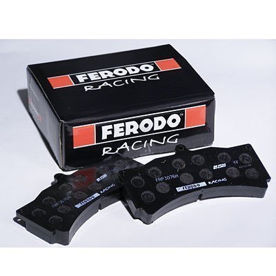 Ferodo DS2500 Front Brake Pads - 15-17 STI