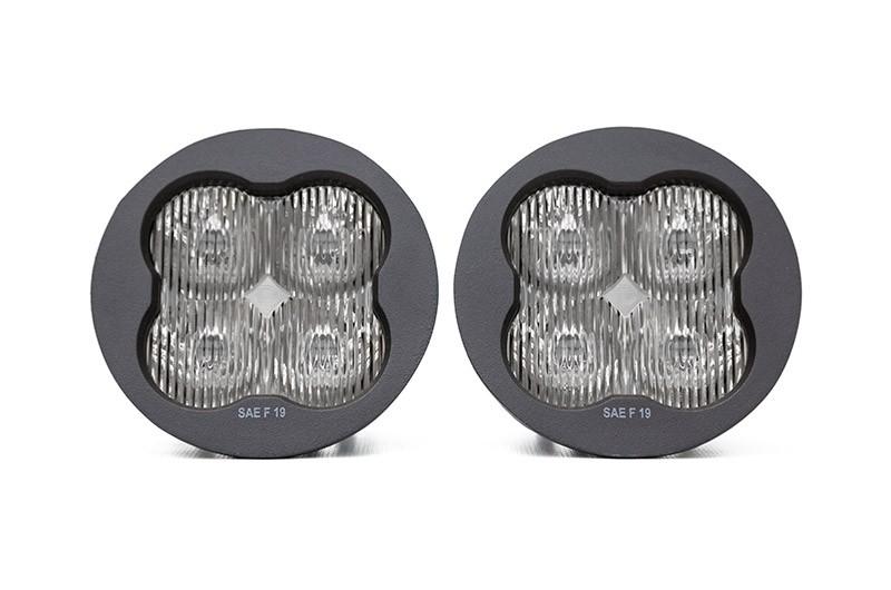 Diode Dynamics SS3 Sport Type A Kit SAE Fog Lights