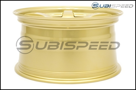 Rays Gram Lights 57CR E8 Gold 17x9 +38 - 2013+ FR-S / BRZ / 86 / 2014+ Forester