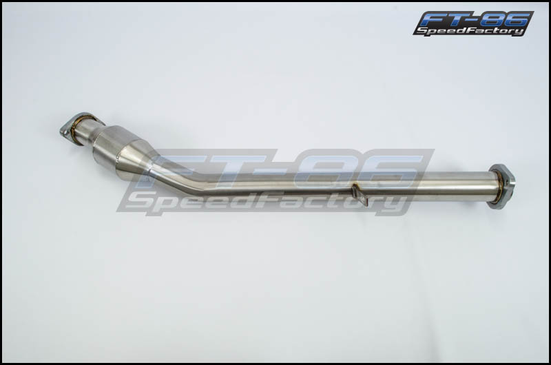 PLM Hi-Flow Catted Front Pipe
