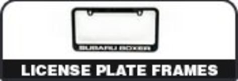 Front Plate Kits / Frames