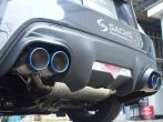 TRD Quad Tip Exhaust Finisher - 2013+ FR-S / BRZ / 86