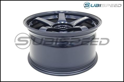 Advan Racing GT Premium 18x9.5 +40 5-100 Titanium Blue - 2013+ FR-S / BRZ / 86 / 2014+ Forester