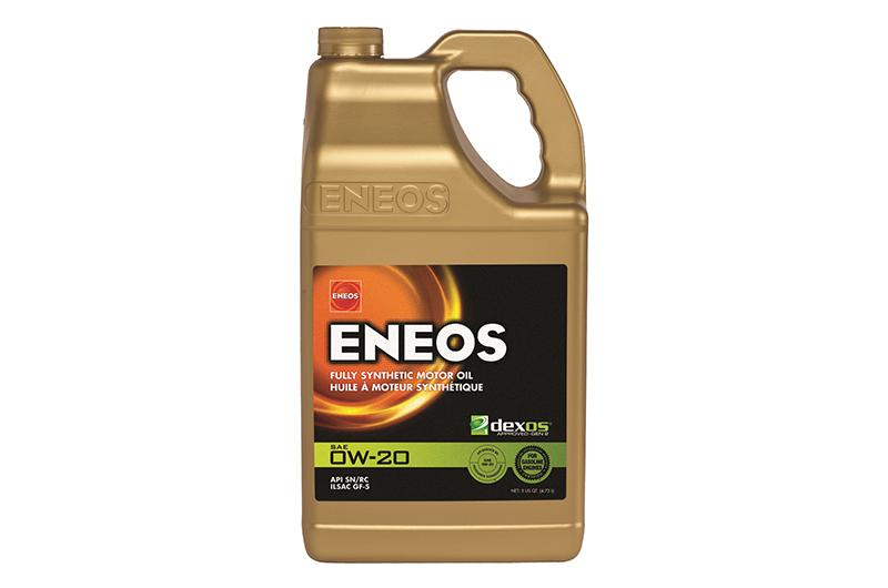 ENEOS 0W20 dexos1 FULL SYN API SN, ILSAC GF-5 4 x 5qt