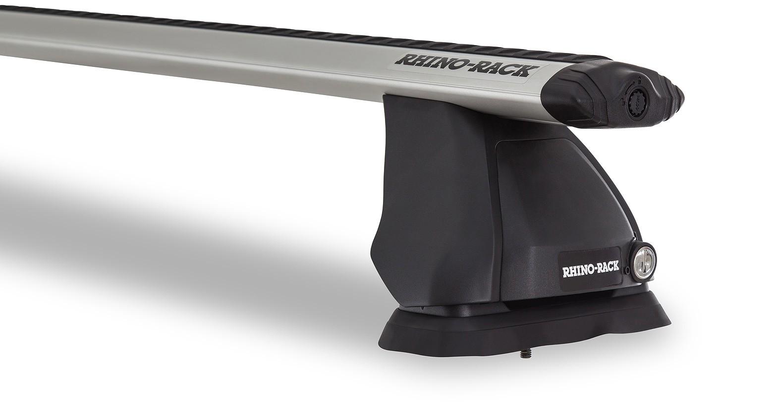 Rhino-Rack Vortex 2500 Ditch Mount 2 Bar Roof Rack
