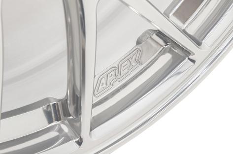 Apex Race Parts 17x9.5 +40 EC-7R Forged Polished - 2013+ FR-S / BRZ / 86