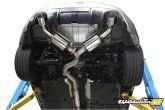 Greddy Evolution GT / Evo IV Exhaust - 2013-2016 FR-S / BRZ