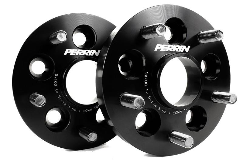 Perrin Wheel Adapter 5x100 to 5x114.3