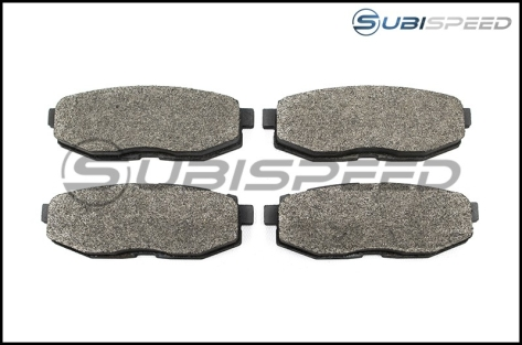 Carbotech AX6 Brake Pads - 2013+ FR-S / BRZ / 86