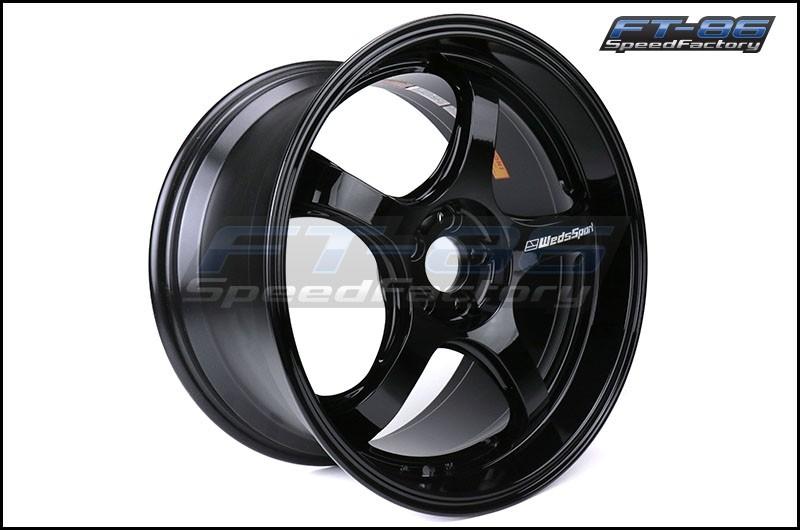 WedSport RN-05M Gloss Black 19x9 +30 (Front) 19x10 +40 (Rear) - 2020+ A90 Supra