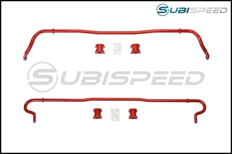 Pedders SportsRyder Sway Bar Kit - 2013+ FR-S / BRZ / 86