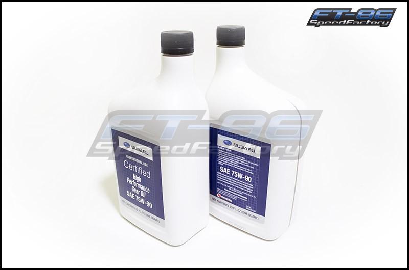 Subaru 75W90 High Performance Gear Oil