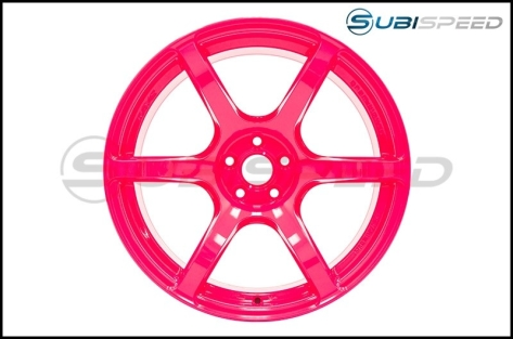 Rays Gram Lights 57C6 Luminous Pink 18X9.5 +40