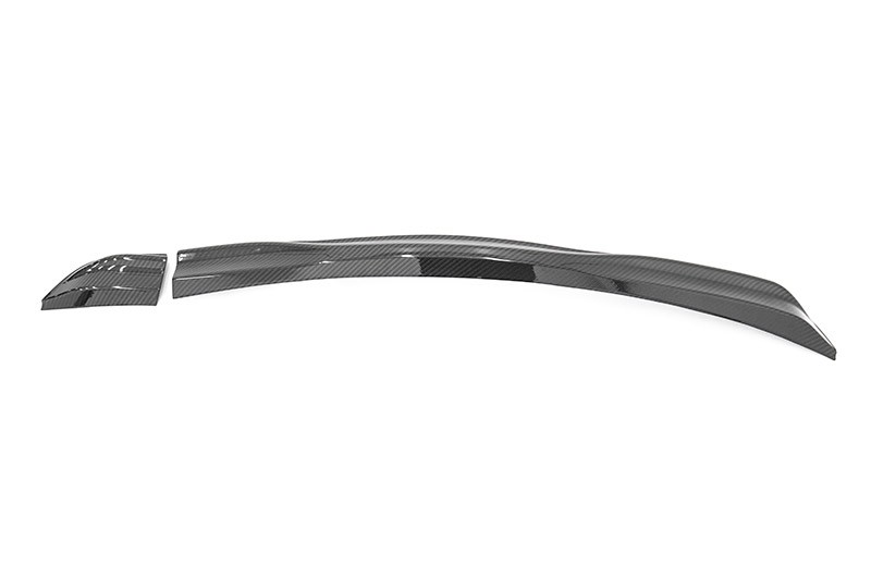 OLM LE Dry CF Front Bumper Cover