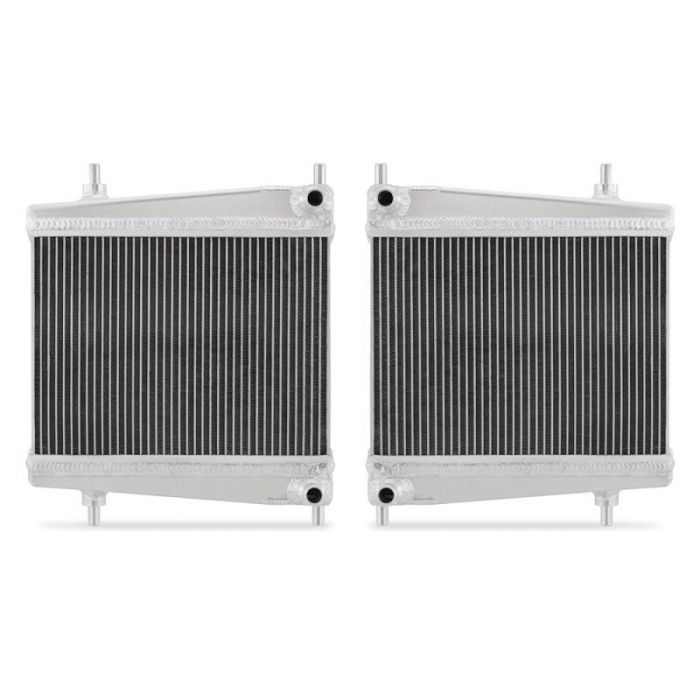 Mishimoto Performance Auxiliary Radiators