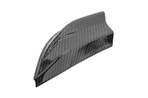OLM LE Dry CF Front Bumper Cover - 2017+ 86
