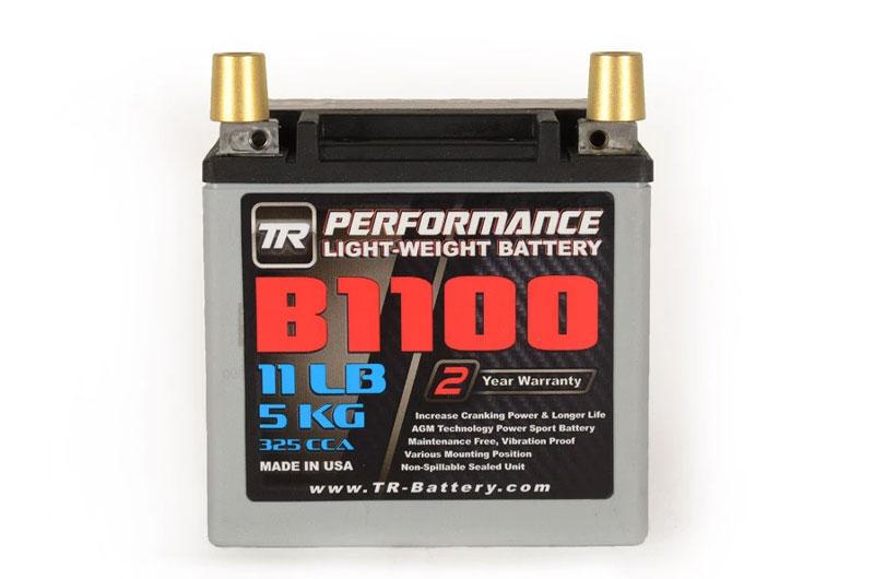 Tomioka Racing B1100 Lightweight Battery