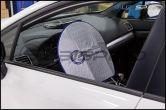 Rays Steering Wheel Sunshade - Universal