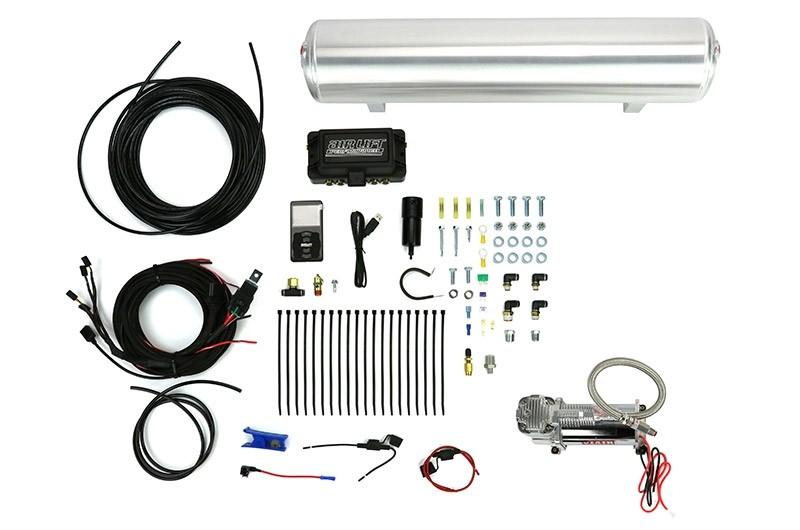 Air Lift Performance 3P Air Suspension Control Unit w/ Compressor and Tank