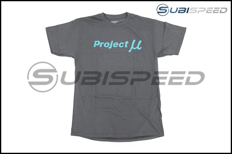 Project Mu T-shirt Caliper Design