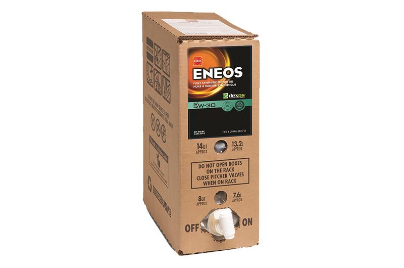 ENEOS 5W30 dexos1 FULL SYN API SN, ILSAC GF-5 6 gal BIB