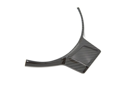 OLM LE Dry Carbon Fiber Steering Wheel Covers - 2017+ BRZ / 86