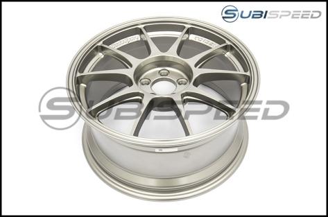 WedsSport TC105N Titan Silver 17x8 +42 5x100 - 2013+ FR-S / BRZ / 86 / 2014+ Forester