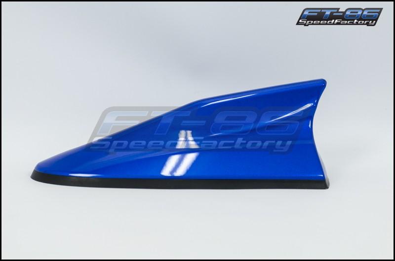 Shark Fin Antenna World Rally Blue 02C