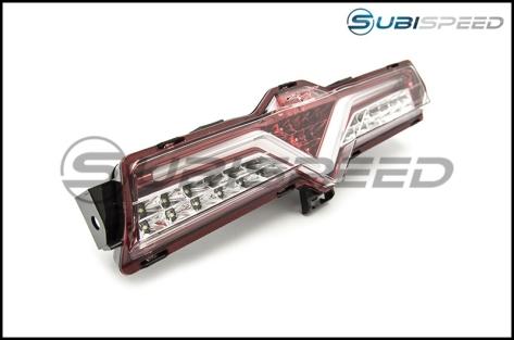 OLM VL Style 4th Brake Light / Reverse Light (Clear Lens, Red Housing) - 2013+ FR-S / BRZ