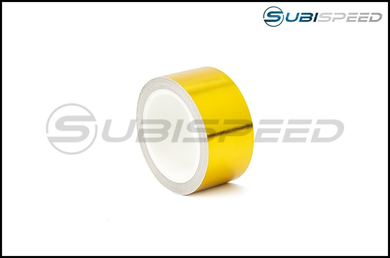 ProSport Gold Reflective Heat Tape 2in x 30ft Roll