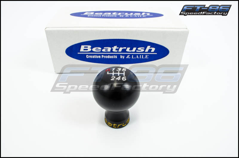 Beatrush Duracon Shift Knob (Black)