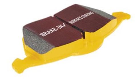 EBC Yellowstuff Brake Pads (Front / Rear) - 2013+ FR-S / BRZ