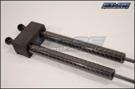 Greddy Carbon Hood Damper Kit - 2013+ FR-S / BRZ