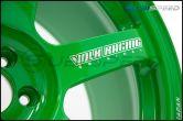 Volk TE37 SAGA Takata Green 18x9.5 +43 - 2013+ FR-S / BRZ / 86 / 2014+ Forester