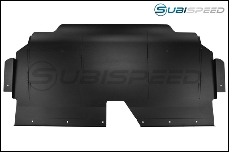Verus Engineering Aggressive Rear Diffuser - 2013+ BRZ