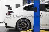 OLM Rüf Spoiler Version 1 (Matte Black or Carbon) - 2015-2020 WRX / 2015-2020 STI
