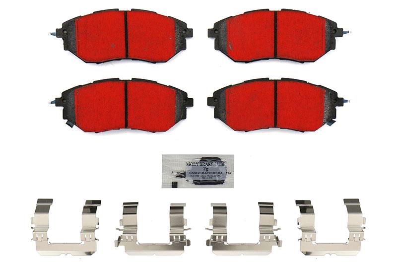 Stoptech PQ Pro Brake Pads Rear