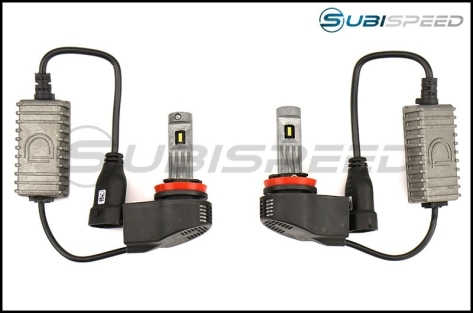 Diode Dynamics H11 SL1 LED pair Low Beam LED Headlight Bulbs - 2015+ WRX / 2013+ FR-S / BRZ / 86