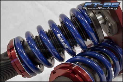 Buddy Club Racing Spec Coilovers - 2013+ FR-S / BRZ / 86