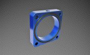 Torque Solutions Throttle Body Spacer - 2013+ FR-S / BRZ / 86
