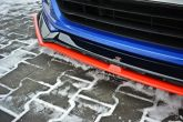 Maxton Design V5 Redline Gloss Black Front Lip - 2017+ BRZ