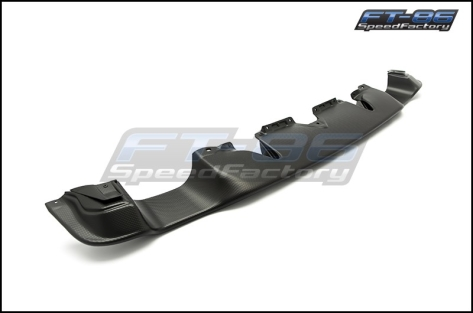 GCS OEM+ Style Rear Diffuser - 13-16 FR-S / 86 / 13-19 BRZ