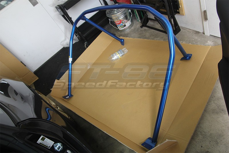 Cusco 4 Point Roll Bar & Harness Bar