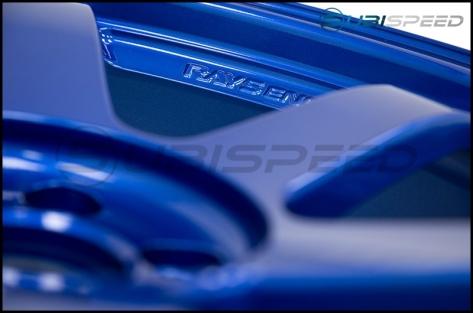 Volk TE37 SL Hyper Blue 18x9.5 +40 - 2013+ FR-S / BRZ / 86 / 2014+ Forester