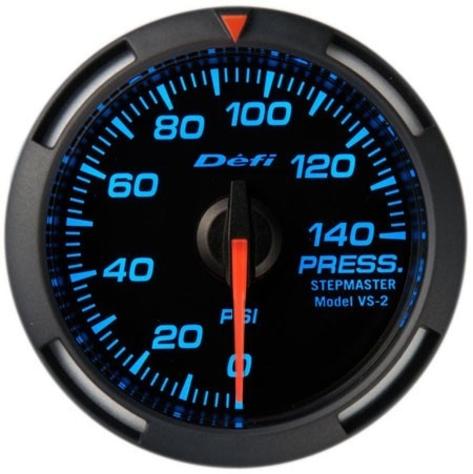 Defi 52mm Racer Series Gauges (Fuel or Oil Pressure)
