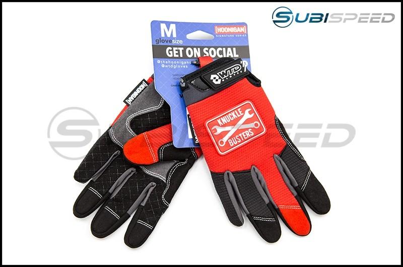 Hoonigan Knuckle Busters Gloves