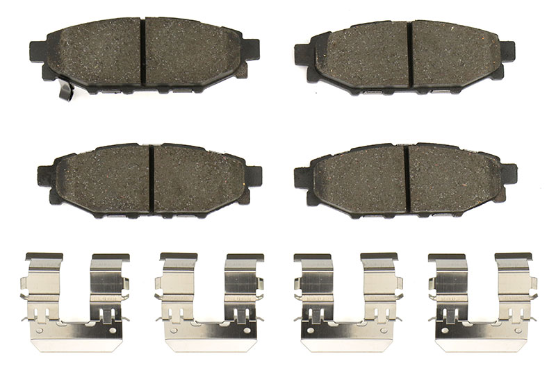 Stoptech Street Select Rear Brake Pads