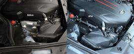 Verus Engineering Turbo Heat Shield Kit - 2020+ A90 Supra