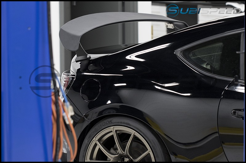 Sard LSR Style FRP Wing - 2013+ FR-S / BRZ / 86